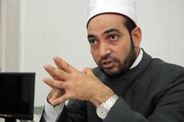 الدكتور سالم عبد الجليل وكيل وزارة الأوقاف