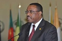 وزير الخارجية الاثيوبى