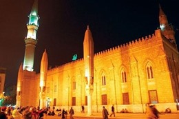صورة مسجد الحسين