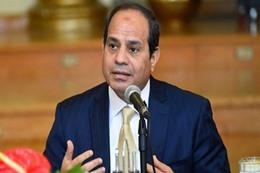 السيسى يرد على أحمد موسى: «متحسبوش هؤلاء على مصر»