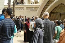 ضحايا كنيسة طنطا