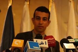 أحمد فوقي رئيس مؤسسة مصر للسلام والتنمية