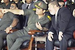 «مرسي والسيسي»