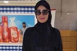حجاب ابنة غادة عبد الرازق يثير التساؤلات