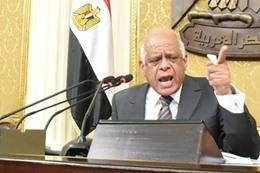 الدكتور علي عبدالعال، رئيس مجلس النواب