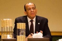 المستشار محمد عبدالمحسن رئيس نادي قضاة مصر