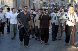 إصابة 3 فلسطينيين في اعتداء لمستوطنين بالضفة