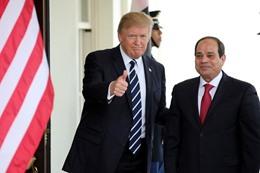 مفاجآت «ترامب» تصدم «السيسي»
