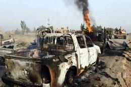 """مقتل 30 من """"داعش"""" في معارك بالموصل"""