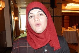 د. ربيحة عليان خبيرة التعليم الفلسطينية: