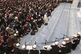احتفال مليونى بـالمولد النبوي بتركيا