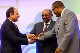 السودان وإثيوبيا ومصر