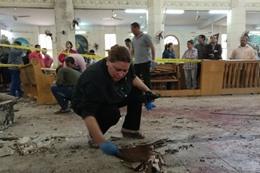 تفجير كنيسة مارجرجس