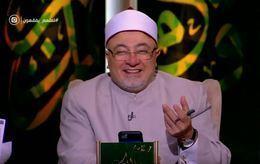 """بالفيديو.. خالد الجندي: الوضوء والصلاة بـ""""المانكير"""" حرام"""