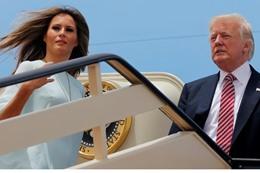 ترامب يصل اسرائيل