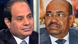 السيسي يطمئن هاتفيًا على صحة الرئيس السوداني عمر البشير