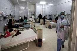 """الكوليرا"""" يحصد أرواح 1028 يمنيا"""