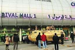 طوارئ بمطار القاهرة لتأمين شحنة مفرقعات
