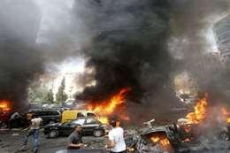 مقتل 12 نازح في هجوم انتحاري بالموصل