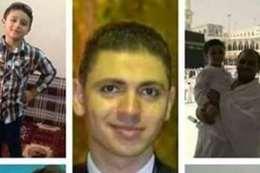 مصرع أسرة مصرية في حادث بالسعودية