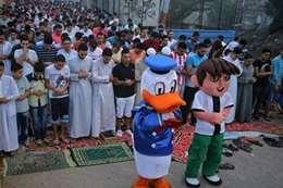 امامة صلاة العيد فى دمياط