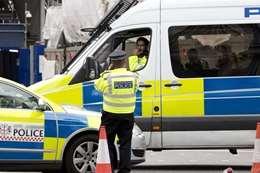 حادث دهس في بريطانيا