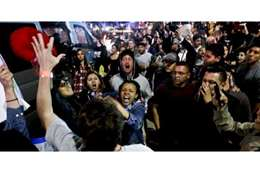 مظاهرات أمريكا