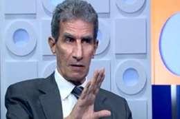 السفير معصوم مرزوق مساعد وزير الخارجية الأسبق