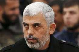 يحيي السنوار رئيس حركة حماس