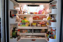 شربت النسكافية داخل الثلاجة