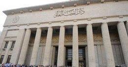صور لمدخل دار القضاء العالي وقسم الطالبية بأحراز أجناد مصر