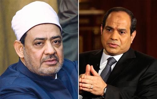6محطات ملغومة في علاقة شيخ الأزهر بالرئاسة