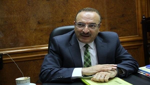 محافظ بني سويف يطالب بتوفير نفقات كوبري عدلي منصور