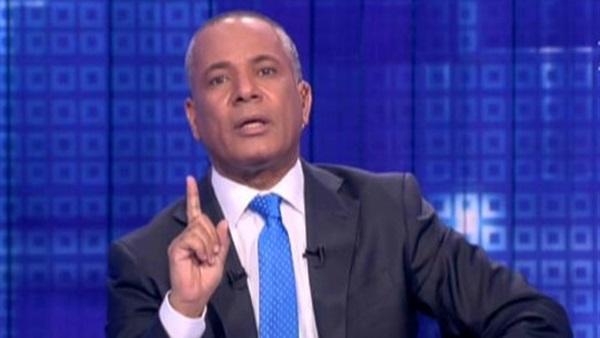 """أحمد موسى لـ""""الإعلاميين"""": «انتوا الخسرانين»"""