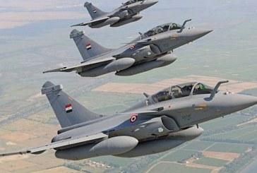 ماذا قال خبير عسكري عن القوات الجوية المصرية ؟
