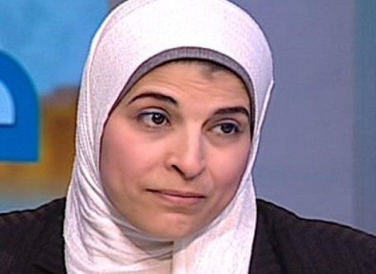 """موقف محرج لـ""""نشوى الحوفي"""" أثناء تبريرها لموقف مصر في مجلس الأمن"""