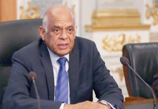 «علي عبدالعال» رئيسًا للبرلمان
