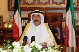 امير الكويت يهنئ قادة دول مجلس التعاون بنتائج اجتماع الرياض