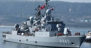 إفطار رمضاني على متن سفينة حربية تركية بالمغرب