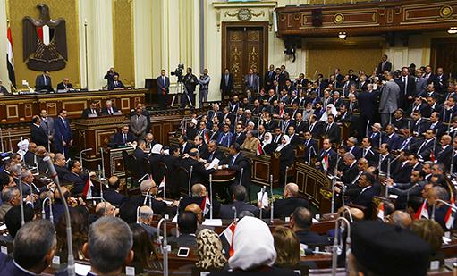 """نظام """"البوكليت"""" أمام مجلس النواب"""