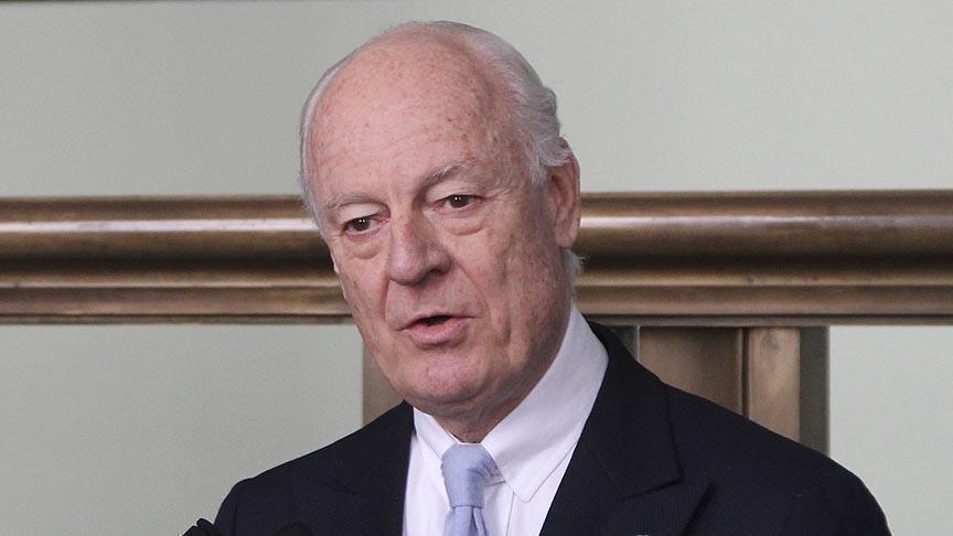 دي ميستورا: نواجه صعوبات بشأن استئناف مفاوضات السلام