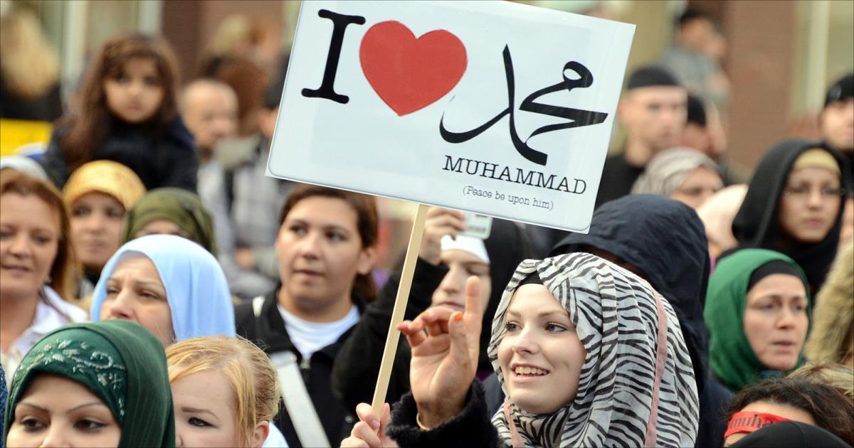 «الإسلام» أسرع الأديان انتشارًا حول العالم
