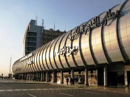 المطار يستقبل وفد مصر الدبلوماسى