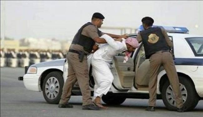 الشرطة السعودية تنقذ رضيعة من وحشية والدها