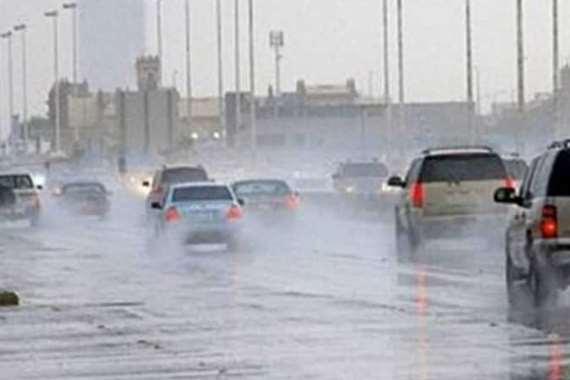 صورة بهذه المحافظات.. الأرصاد: موجة من الأمطار حتى الأربعاء