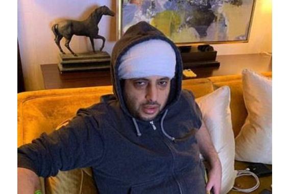 صورة تدهور صحة تركي آل الشيخ بشكل مفاجئ يؤجل عودته للسعودية