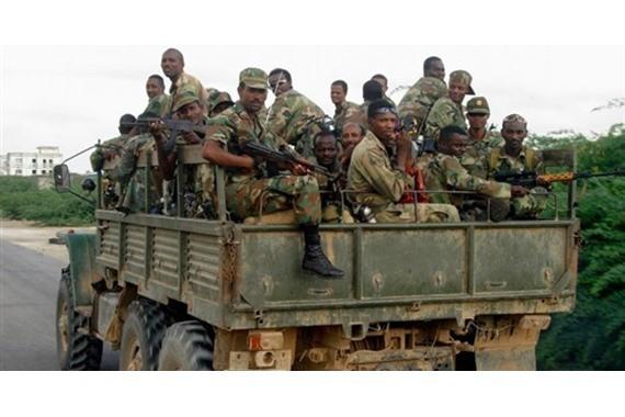 صورة هجوم صاروخي علي إريتريا.. والجيش الأثيوبي يعلن سيطرته علي الوضع