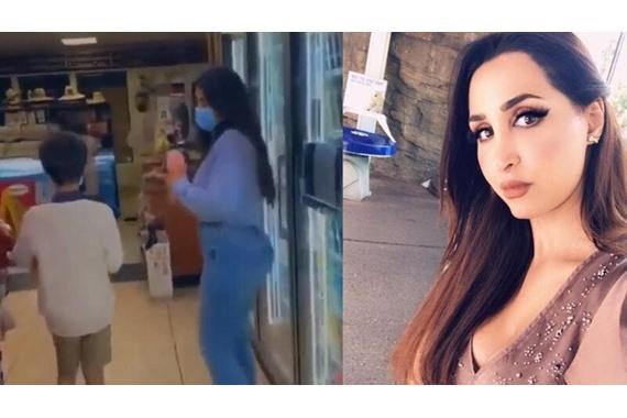 """صورة هند القحطاني تثير أزمة بفيديو صادم لابنتها: """"أجسادنا ليست عورة """""""