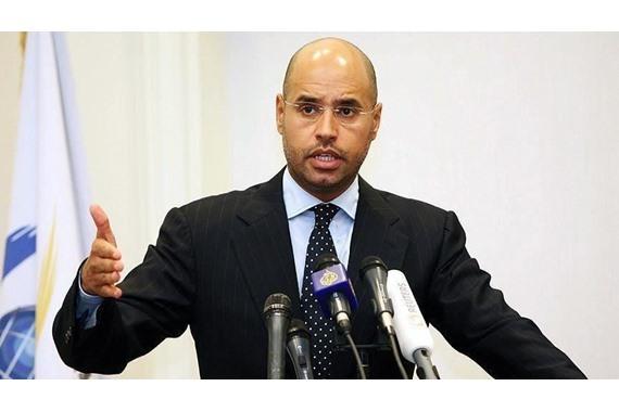 صورة عادل خطاب: سيف الإسلام القذافي رجل ليبيا إلى الإستقرار