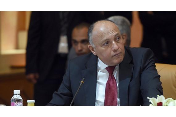صورة مصر توقع مذكرتين مع قطر لاستئناف العلاقات الدبلوماسية